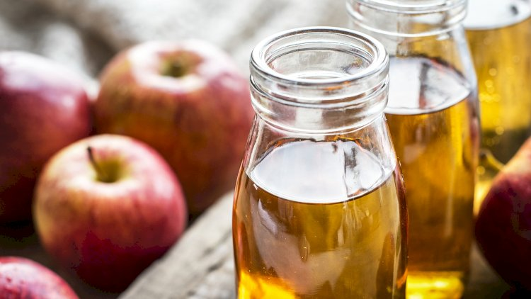 What The heck is  Apple Cider Vinegar